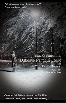 Delicate Particle Logic
